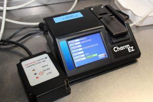 Charm EZ System-Gerät