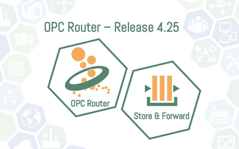 OPC Router Release 4.25